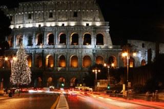 roma-natale OGGI